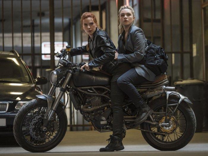 Scarlett Johansson no puede rescatar a 'Black Widow': revisión