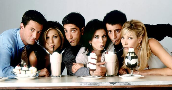 Elenco de estados de relación de 'amigos': ¿con quién están saliendo Jennifer Aniston, Courteney Cox y más estrellas?