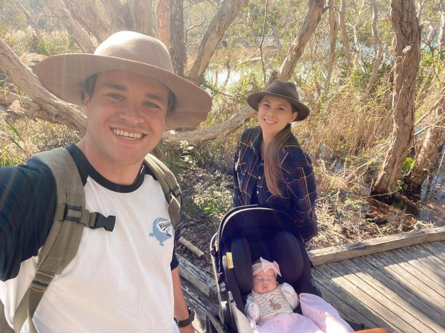 See Bindi Irwin's Daughter Grace Meeting Animals: 'She's Already a Legend'