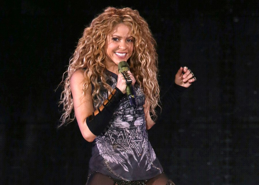 Shakira Shares Rare Photo of Her and Gerard Pique Son Sasha