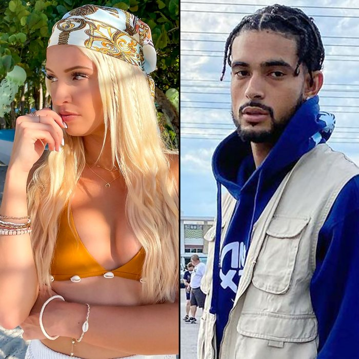 Camilla Cattaneo de Siesta Keys revela entre lágrimas que estaba embarazada de Brandon Gomes Baby