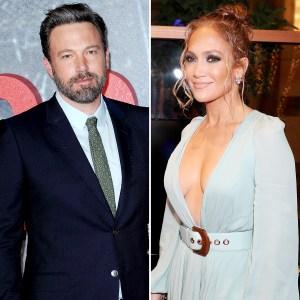Soulmates Ben Affleck Jennifer Lopez Are Very Much Love