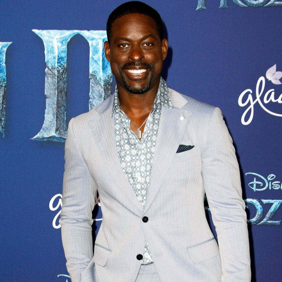 Sterling K Brown More Celebrity Dads Share Ideal Fathers Day Celebrations