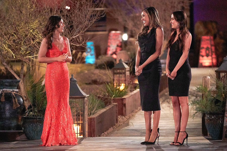 Support System Everything Tayshia Adams and Kaitlyn Bristowe Said About Katie Thurston Bachelorette Journey