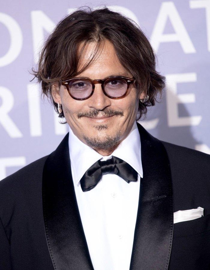 Johnny Depp Susan Sarandon praises Brad Pitt who doesn't look good