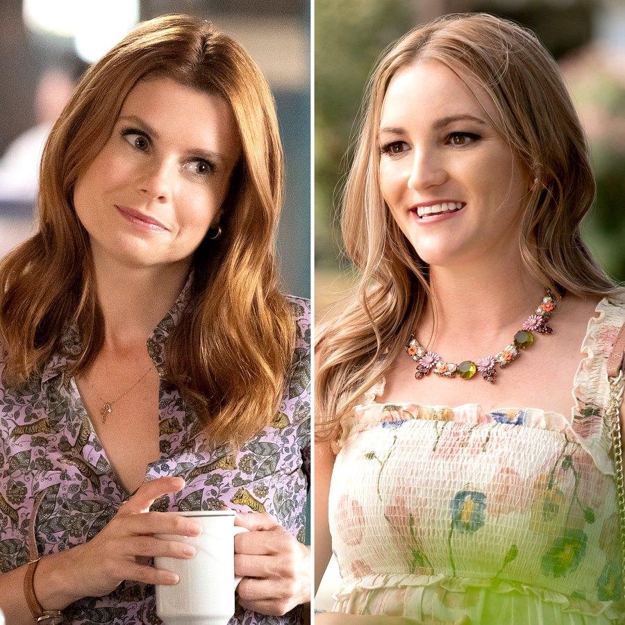 Sweet Magnolias Casts Dating Histories JoAnna Garcia Swisher Jamie Lynn Spears