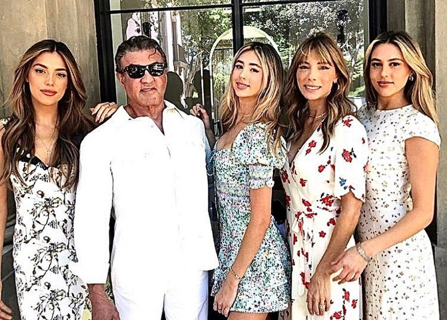 Sylvester Stallone and More Celebs Whose Kids Graduated School in 2021