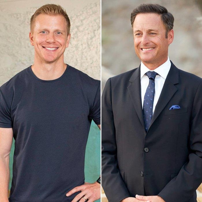 Sean Lowe de The Bachelor está 'boicoteando' la franquicia por la salida de Chris Harrison, revela su esposa Catherine Giudici
