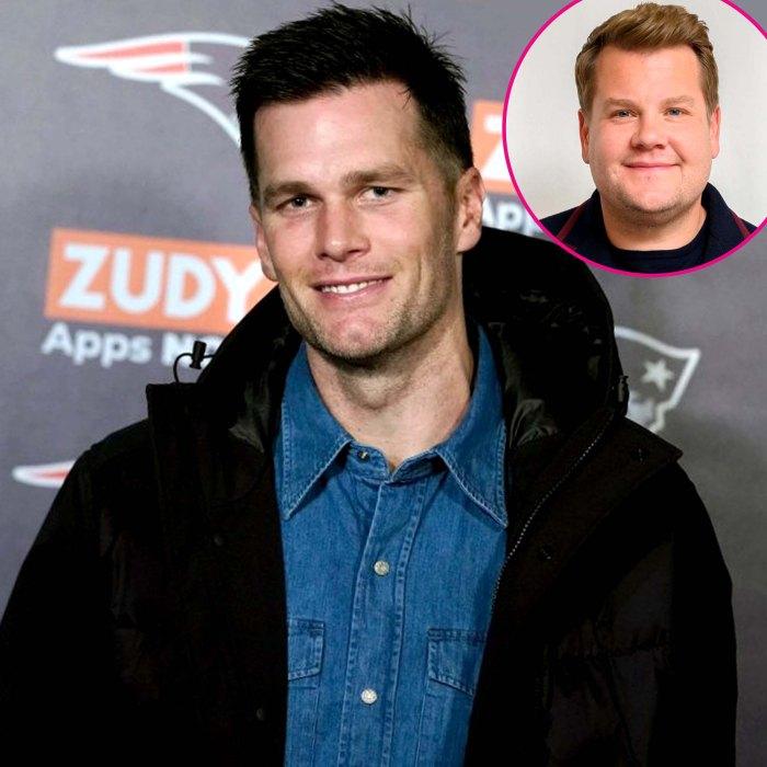 Tom Brady Jokes About Retiring Be Hamilton After James Corden Duet