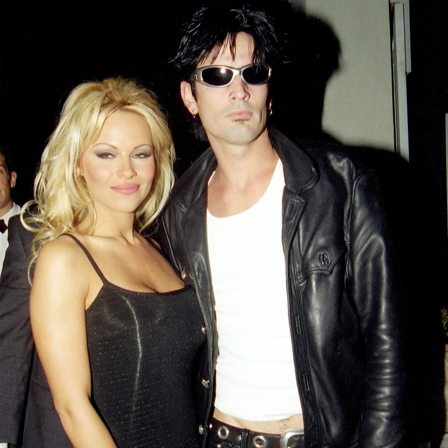 Tommy Lee Pamela Anderson A Timeline Their Rocky Romance