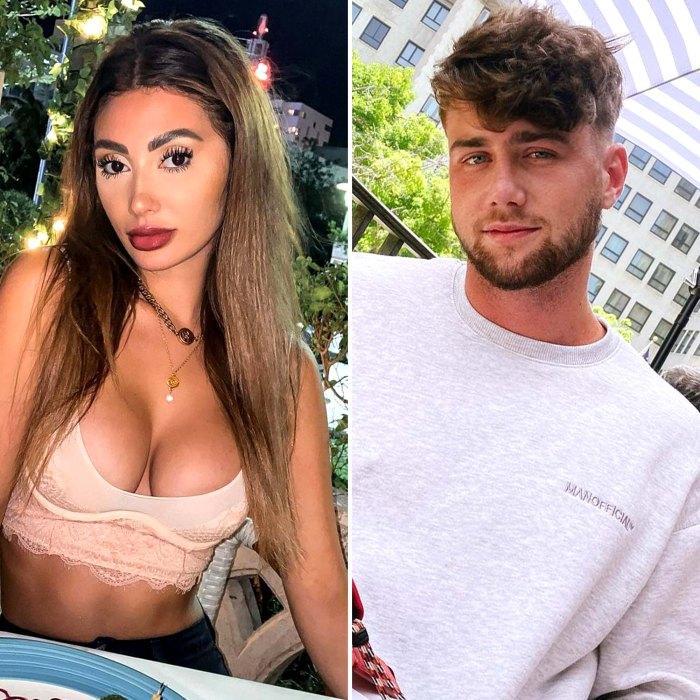 Too Hot Handles Francesca Slams Disrespectful Harry Amid Dating Rumors