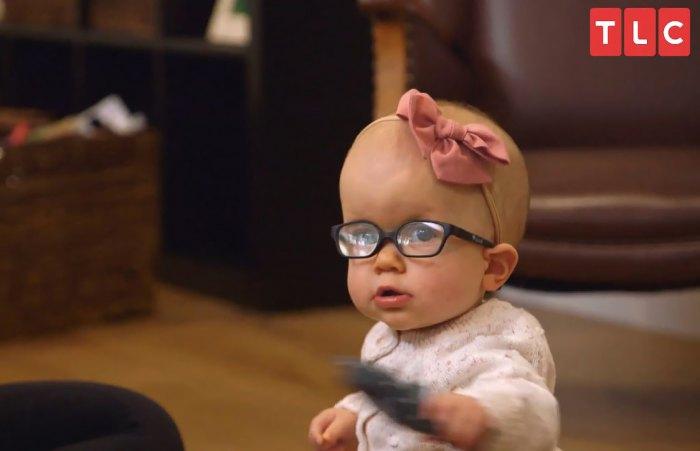 El diagnóstico de estrabismo de Lilah, la hija de Tori Roloff y Zach Roloff, puede requerir cirugía: 'Ya veremos'