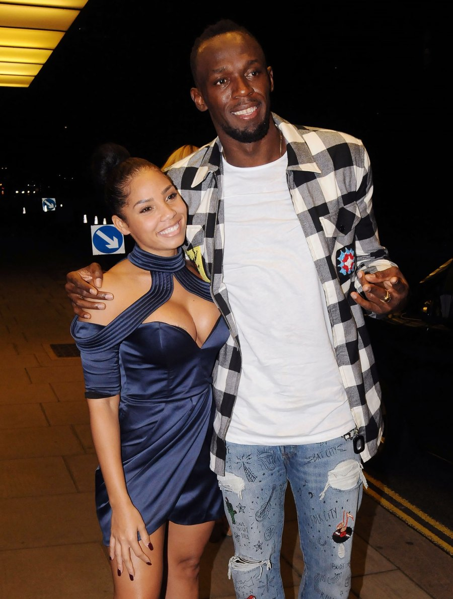 Usain Bolt and Kasi Bennett Secretly Welcomed Twin Babies With Epic Names