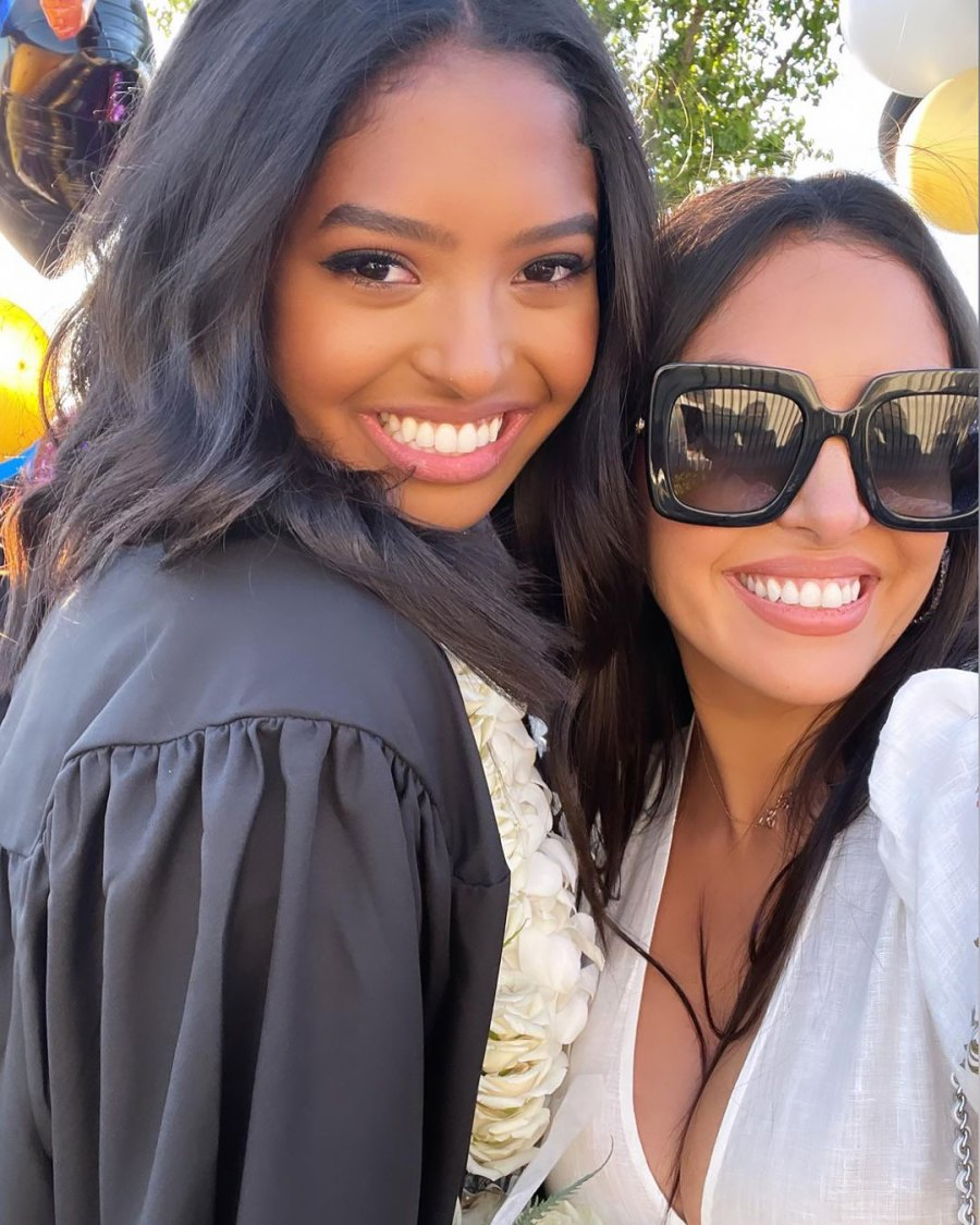 Vanessa Bryant Says 'Daddy' Kobe Bryant Is 'So Proud' of Natalia at Graduation: Photos