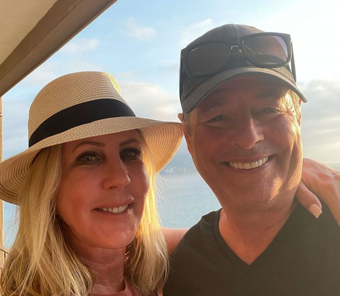 El prometido de Vicki Gunvalson, Steve Lodge, se postula para gobernador de California