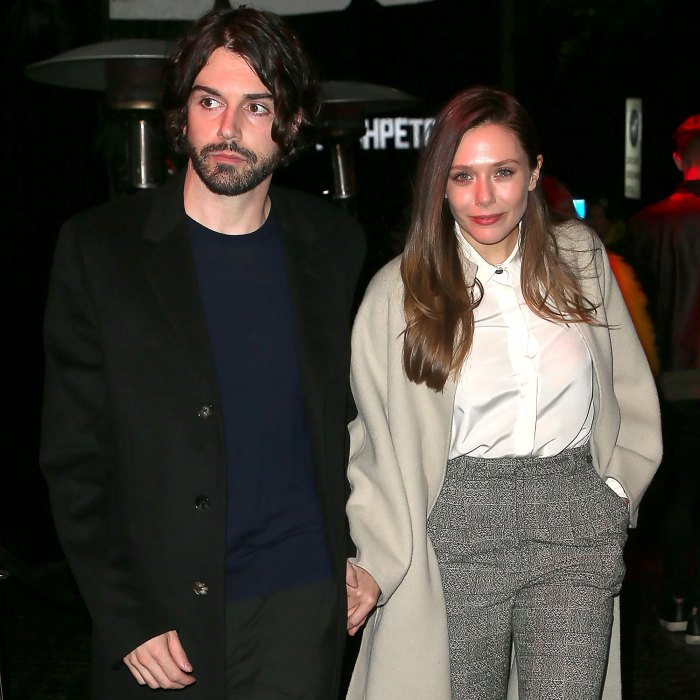 Wait Did Elizabeth Olsen Fiance Robbie Arnett Get Married