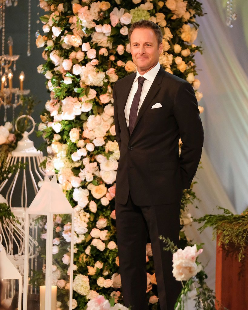 What Led to Chris Harrison Bachelor Exit 2