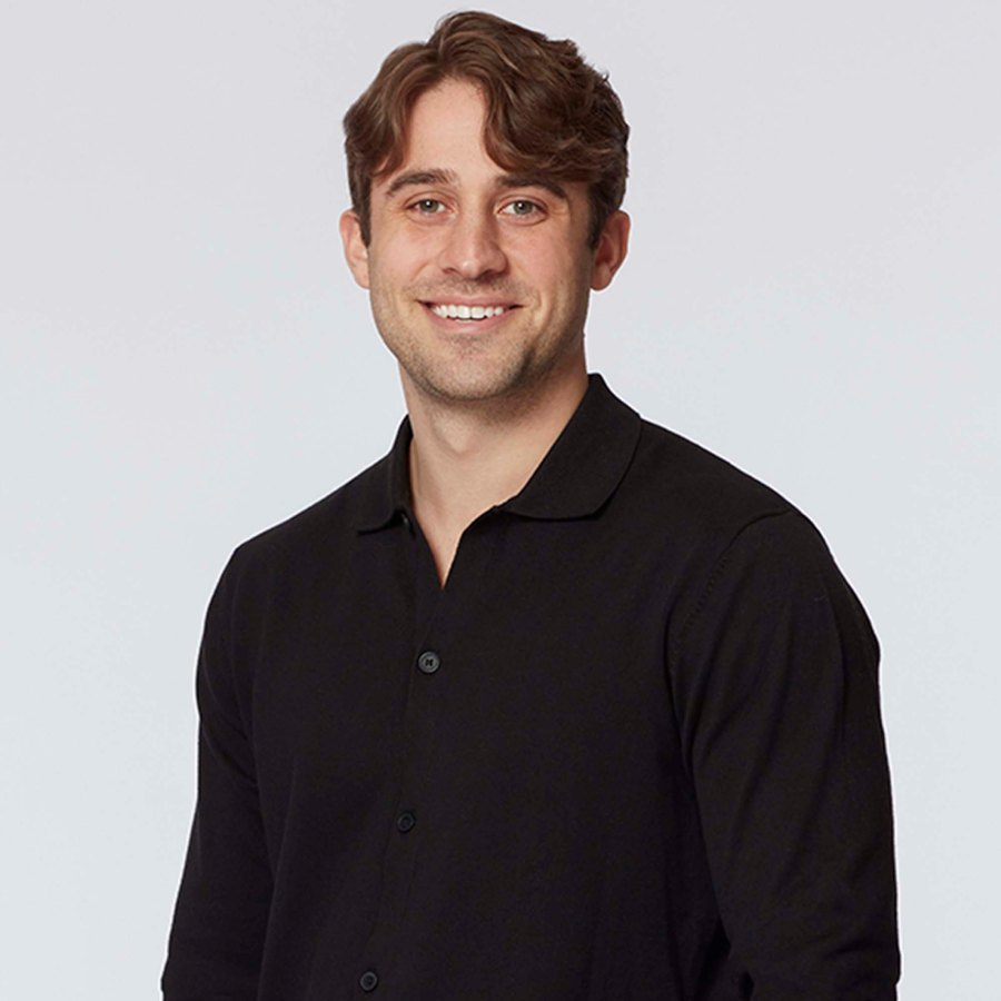 Who Greg Grippo Get To Know The Frontrunner On Katie Thurstons Season Of The Bachelorette