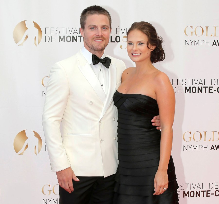 Who Is Cassandra Jean 5 Things to Know About Stephen Amell Wife Promo