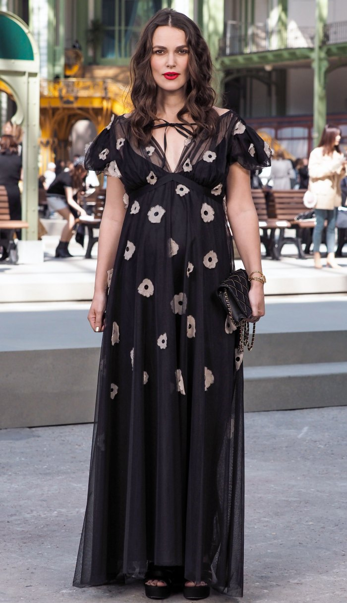 Why Keira Knightley Wore Head-to-Toe Chanel Every Day of Quarantine