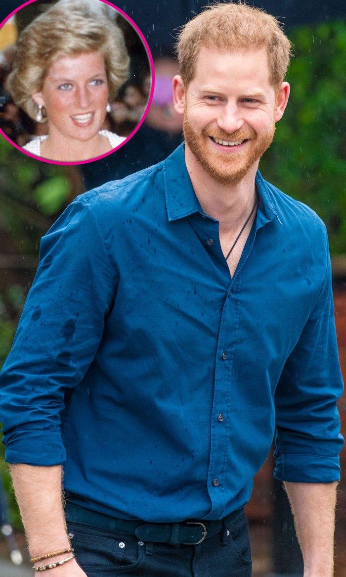 Por qué la inauguración de la estatua de Prince Harrys UK Trip Dianas será fugaz