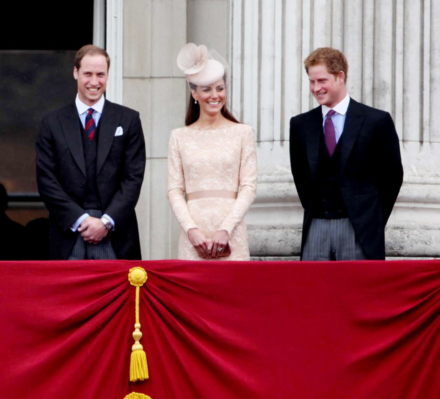 William Kate Harry Friends Prince William and Duchess Kate Relationship With Prince Harry and Meghan Markle