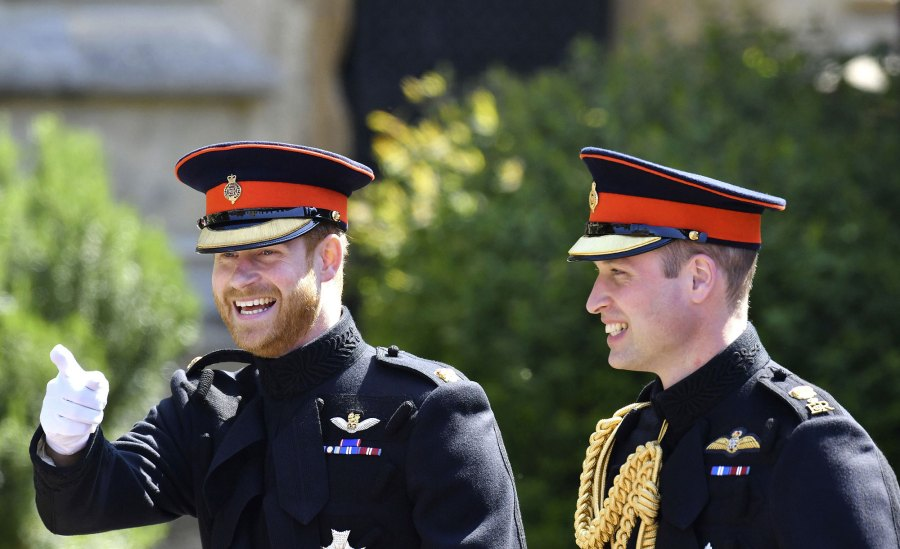 William is Harry Best Man at Wedding Prince William and Duchess Kate Relationship With Prince Harry and Meghan Markle