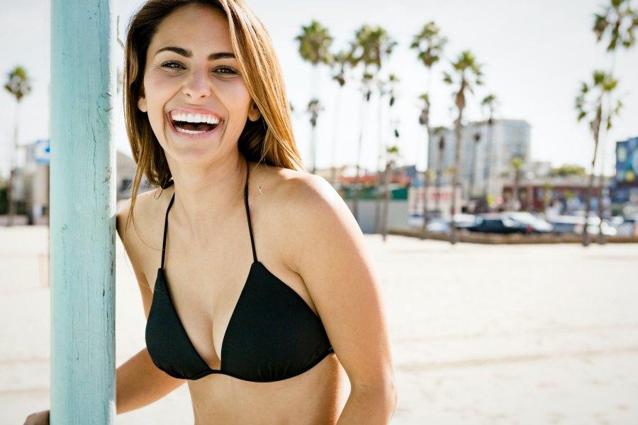 Woman-In-Bikini-Stock-Photo
