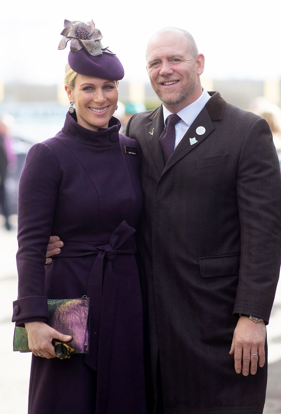 Zara and Mike Tindall Where Do Harry and Meghan Stand With the Rest of the Royal Family