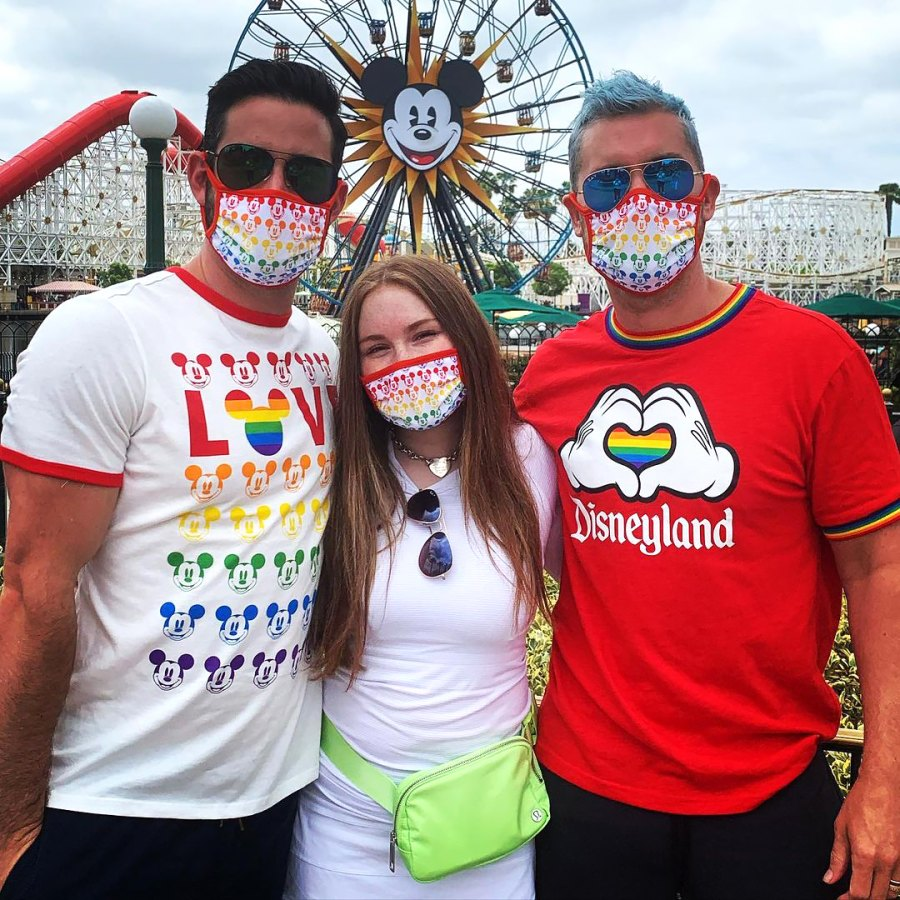 Lance Bass Stars at Pride Through the Years