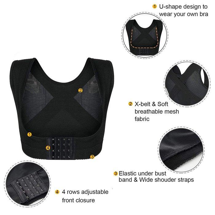 posture-support-sujetadores-arnés-chaleco-fajas