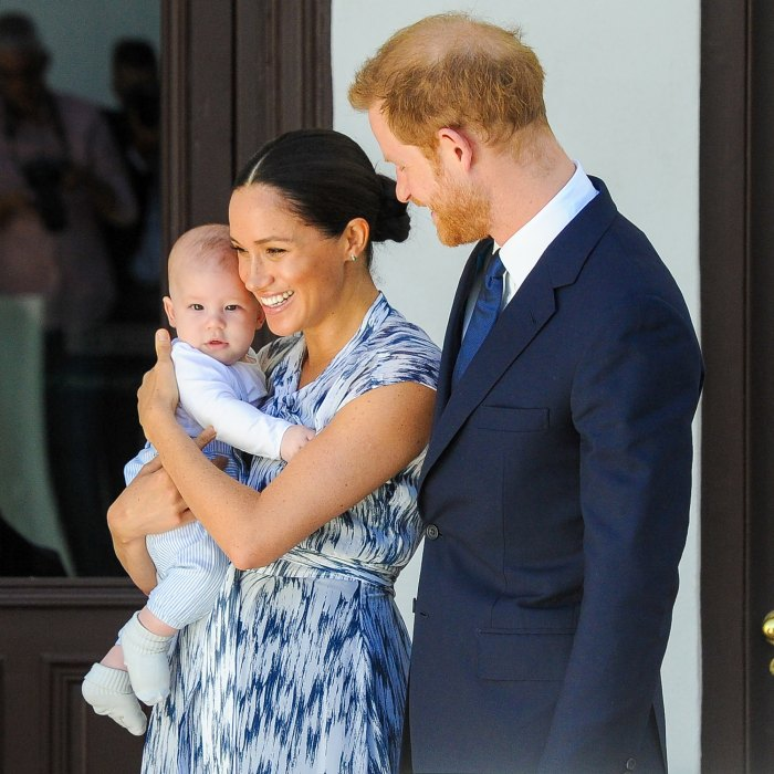 Prince Harry and Meghan Markle's Son Archie 'Adores' Baby Sister Lilibet: No 'Jealousy Issues'