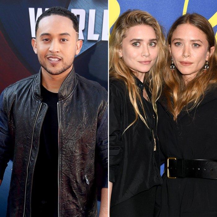 Tahj Mowry revela la última vez que vio a las Costars de 'Full House' Mary-Kate y Ashley Olsen