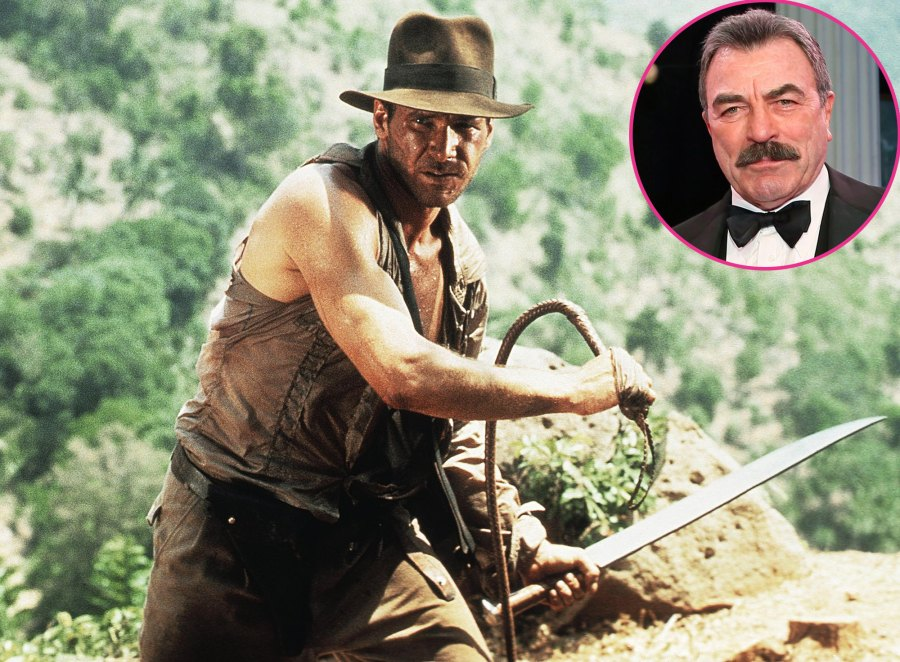 Tom Selleck Stars Who Turned Down Major Movie and TV Roles