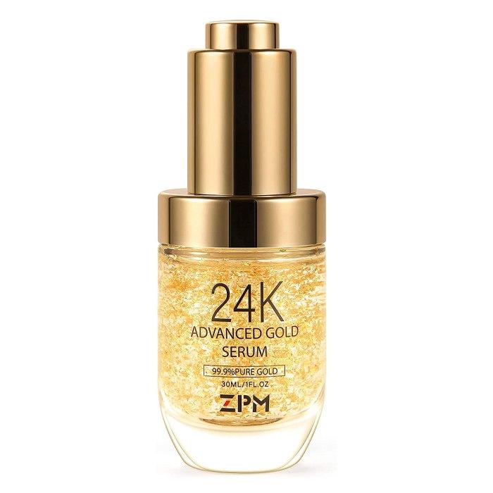 Suero de oro avanzado ZPM 24K