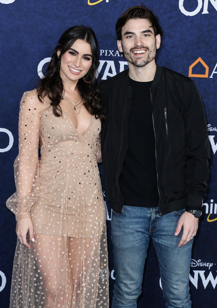 Ashley Iaconetti and Jared Haibon Celebrity Pregnancy Announcements of 2021: See Which Stars Are Expecting