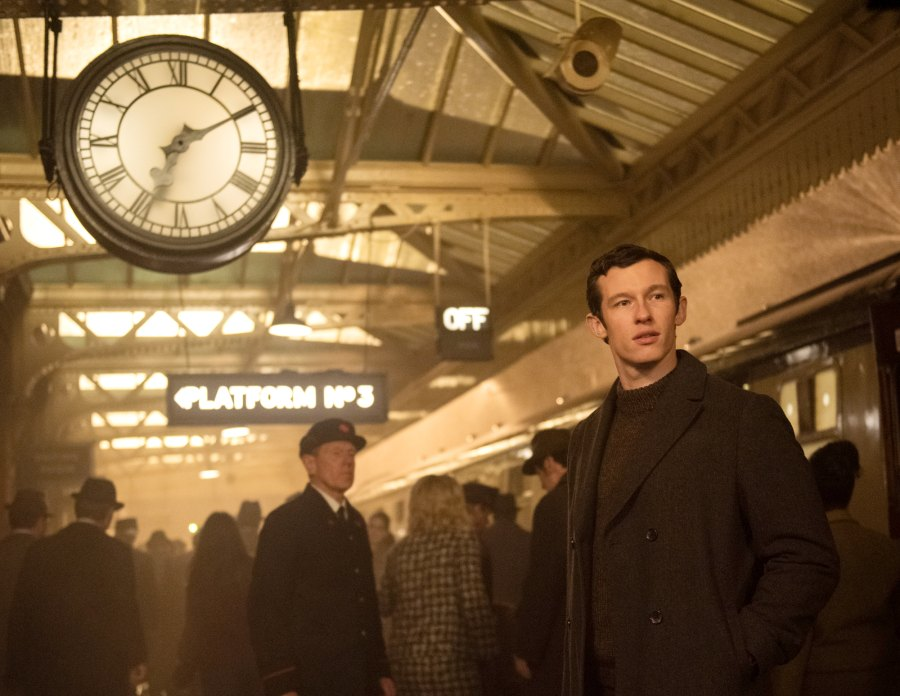 5 Things to Know About The Last Letter Your Lover Star Callum Turner