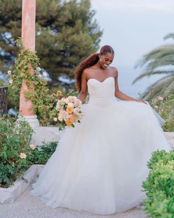 Todos los detalles Issa Raes Gorgeous Wedding Glam