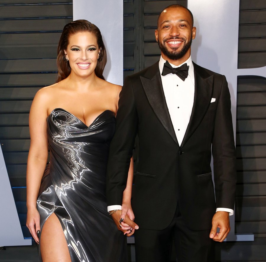 Ashley Graham Is Pregnant Expecting 2nd Baby With Husband Justin Ervin