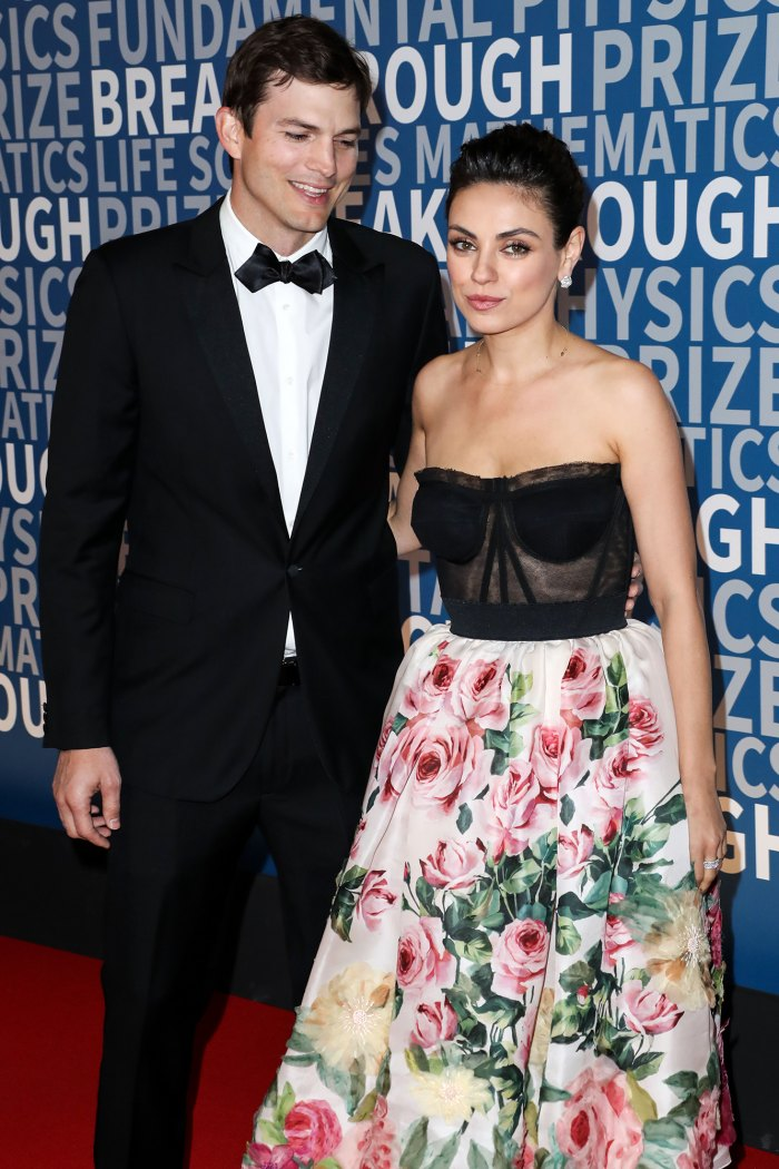 Ashton Kutcher Says Mila Kunis Convinced Him Not to Go to Space: 'Not a Smart Family Decision'