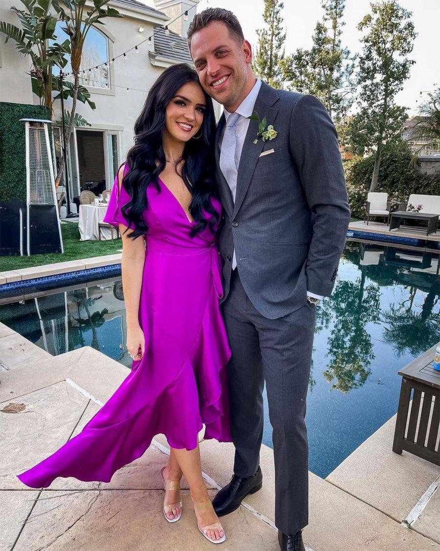 Bachelor Raven Gates Pregnant Expecting 1st Child With Husband Adam Gottschalk