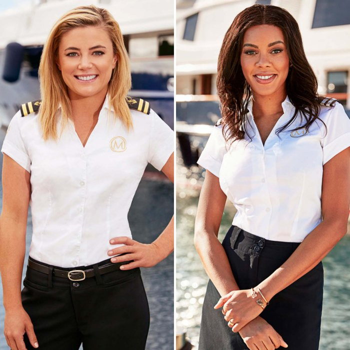 Below Deck Meds Malia Didnt Like Lexis Apology Its Best Well Get