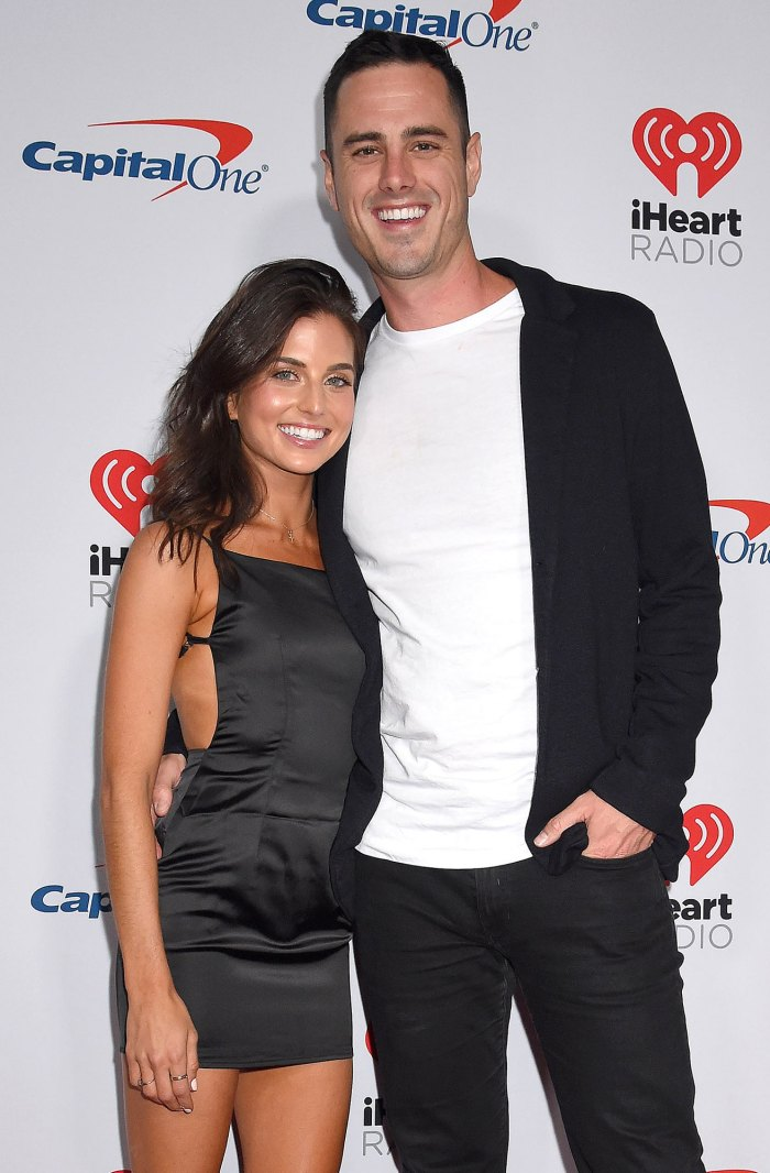 Ben Higgins Reflects on Getting Through Difficult Times Breakdown Jessica Clarke
