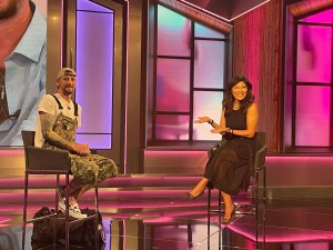 Big Brother 23 Frenchie Eviction Interview Brandon Frenchie French Julie Chen Moonves