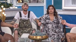 Big Brother 23 Frenchie Eviction Interview Britini D'Angelo and Brandon Frenchie French 2