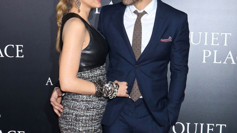 Ryan Reynolds Shares Sweet Photo Thanking Wife Blake for 'Free Guy' Support