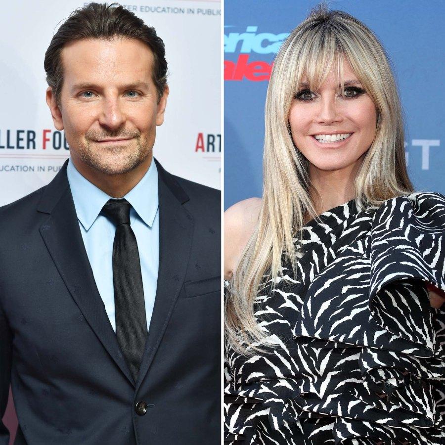 Bradley Cooper Heidi Klum More Stars With Unforgettable SATC Cameos