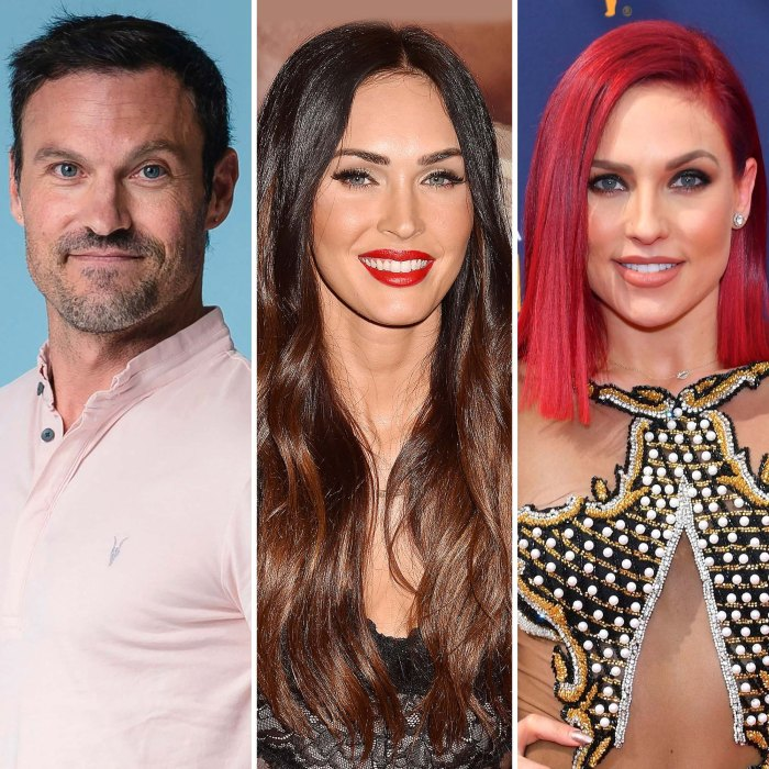 Brian Austin Green Clarifies Whether Megan Foxs Sharna Comment Was Petty