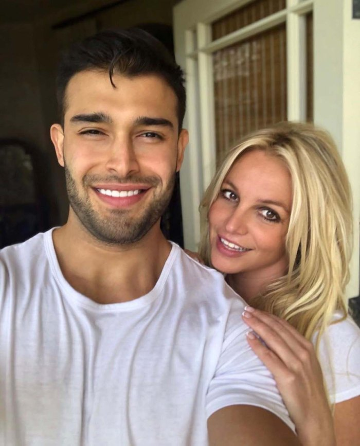 Britney Spears BF Sam Asghari Jokes Theyve Been Married About 5 Years