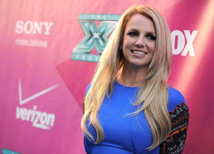 Britney Spears ni siquiera estoy cerca de terminar lo que tengo que decir